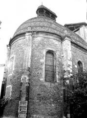 Eglise abbatiale - Abside