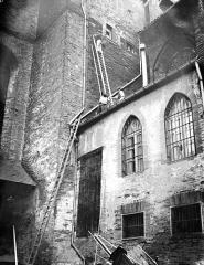 Cathédrale Saint-Etienne - Extérieur, détail