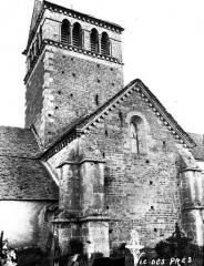 Eglise Saint-Pierre-et-Saint-Paul - Transept et clocher