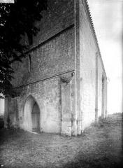 Eglise Sainte-Marie - Angle sud-ouest