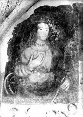 Eglise Sainte-Marie - Peintures murales
