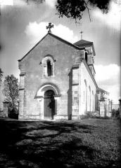 Eglise Sainte-Madeleine - Ensemble ouest