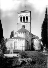 Eglise Sainte-Madeleine - Ensemble est