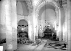 Eglise Sainte-Madeleine - Vue diagonale