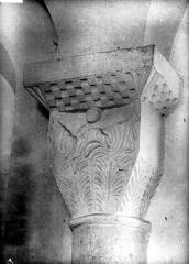 Eglise Sainte-Madeleine - Chapiteau