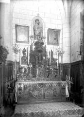 Eglise Notre-Dame - Maître-autel