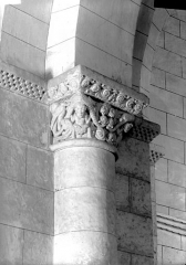 Eglise Notre-Dame - Chapiteau
