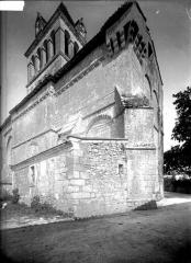 Eglise Saint-Pierre-ès-Liens - Abside