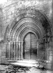 Eglise Saint-Pierre-ès-Liens - Portail