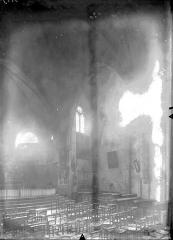 Eglise Saint-Georges - Bras sud du transept, intérieur