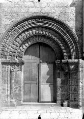 Eglise Notre-Dame - Portail sud