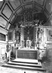 Eglise Saint-André - Maître-autel