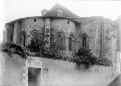 Eglise Saint-Menoux - Abside