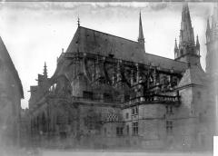 Cathédrale Notre-Dame - Côté nord-est