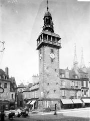 Tour de l'Horloge dite Jacquemart - Vue d'ensemble