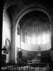 Cathédrale Saint-Vincent - Choeur