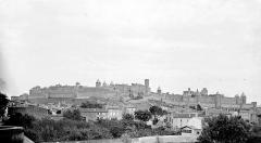 Cité de Carcassonne - Vue générale