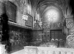Ancienne chartreuse Saint-Sauveur - Choeur