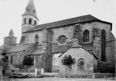 Eglise du Saint-Sépulcre - Ensemble sud