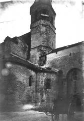 Eglise du Saint-Sépulcre - Clocher