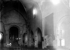 Eglise du Saint-Sépulcre - Nef