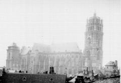 Cathédrale Notre-Dame - Ensemble nord