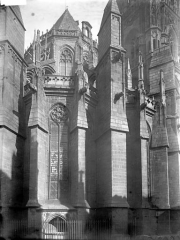 Cathédrale Notre-Dame - Abside