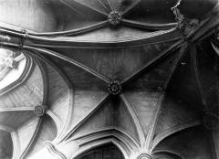 Cathédrale Notre-Dame - Voûtes