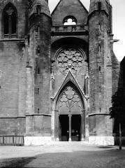Eglise Saint-Jean-de-Malte - Portail