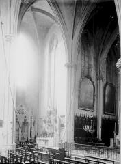 Eglise Saint-Jean-de-Malte - Croisée du transept