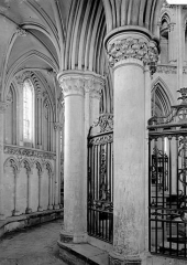 Eglise de Norrey-en-Bessin - Déambulatoire