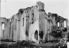 Ancienne abbaye Notre-Dame de la Couronne - Ruines