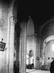 Eglise Saint-Genès (anciennement église prieurale Saint-Etienne) - Croisée du transept