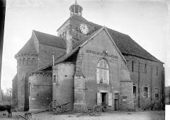 Ancien chapitre - Chapelle Notre-Dame : Ensemble nord-est