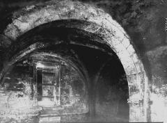 Ancienne Abbaye cistercienne de la Bussière, actuellement Centre d'accueil et de rencontre - Bâtiments claustraux : ruines