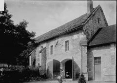Ancienne Abbaye cistercienne de la Bussière, actuellement Centre d'accueil et de rencontre - Vue d'ensemble