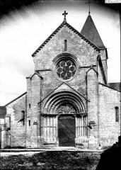 Eglise Saint-Florent - Ensemble ouest