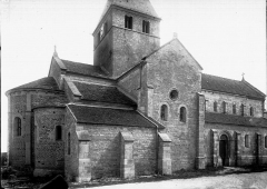 Eglise Saint-Florent - Ensemble nord