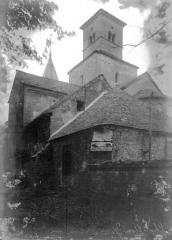 Eglise Saint-Vorles - Clocher