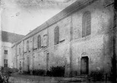 Eglise des Génovéfains - Façade latérale