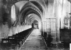 Eglise Notre-Dame - Bas-côté