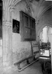 Eglise (collégiale) Notre-Dame - Intérieur