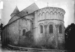Eglise Saint-Sylvain - Ensemble est
