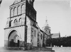 Eglise Saint-Barthélémy - Ensemble sud-ouest