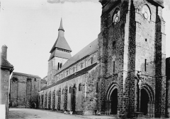 Eglise Sainte-Valérie - Ensemble nord-ouest