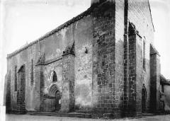 Eglise Saint-Barthélémy - Ensemble nord-ouest