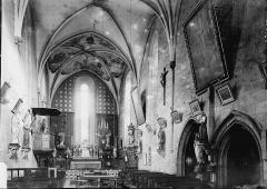 Eglise Saint-Barthélémy - Choeur