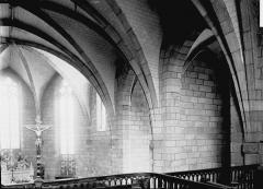 Chapelle Notre-Dame du Château - Choeur