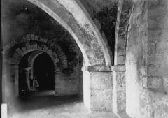 Eglise Notre-Dame - Crypte