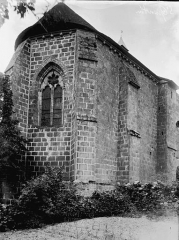 Eglise Saint-Quentin - Abside